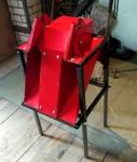 Машина для обрезки чеснока