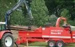 фото Измельчитель древесины Eschlböck Biber 80S